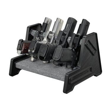 Stack-On Deluxe 4-Position Pistol Rack