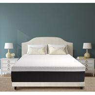 "Comfort Zone® 12"" Premier Firm Mattress, Short Queen, 59.5"" x 74.5"""