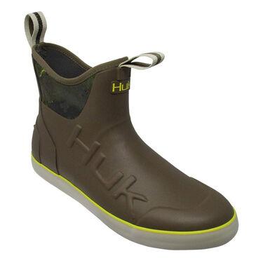 HUK Men's Rogue Wave Waterproof Mid Boot