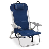 Backpack Chair with Cooler
