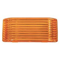 Porch Light Replacement Lens, Amber