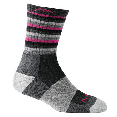 Darn Tough Women's Stripes Micro-Crew Sock