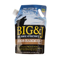 Big & J HOGS-HAMMER-IT Liquid Hog Attractant