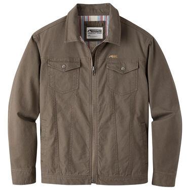 The MountainMountain Khakis Mens Mountain Trucker Jacket