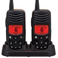 Standard Horizon HX100 Floating Handheld VHF Radio Two-Pack