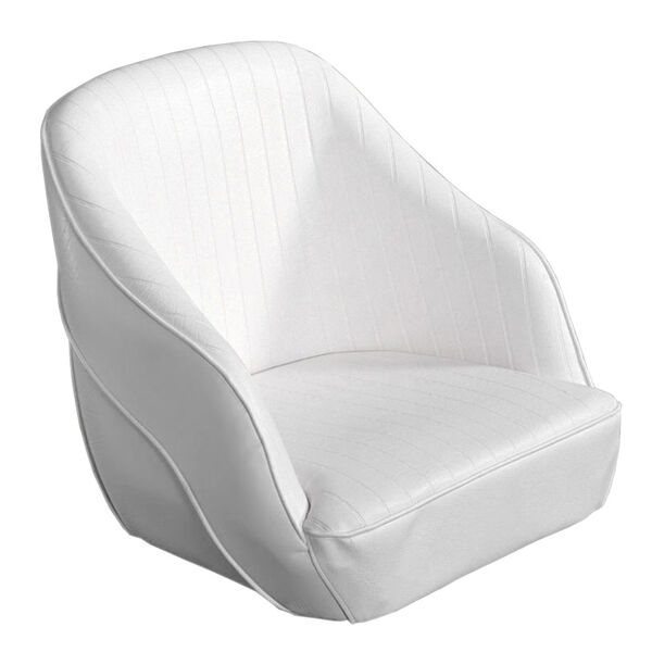 Springfield Deluxe Bucket Seat, White