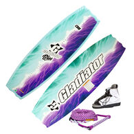 Gladiator Bliss Wakeboard Package