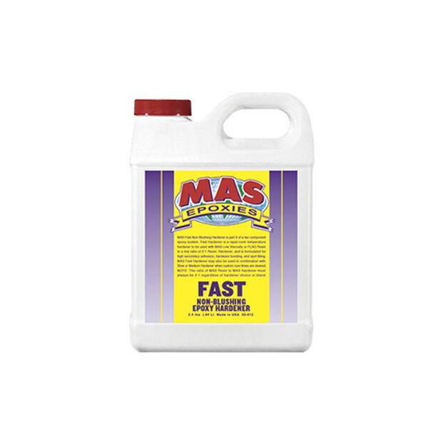 MAS Epoxies Fast Hardener, Quart