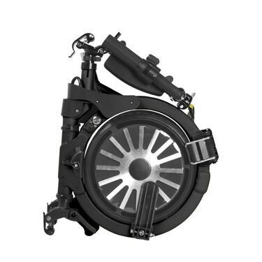 Jupiter Smart Folding Electric Bicycle, Galaxy Black