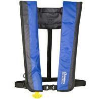 Overton's 24-Gram Slimline Elite Manual Inflatable Life Jacket