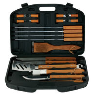 18 Piece Grill Tool Set