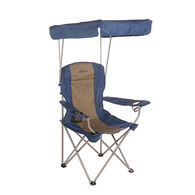 Folding Chair with Shade Canopy