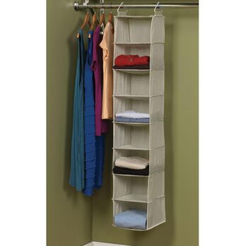 8-Shelf Organizer