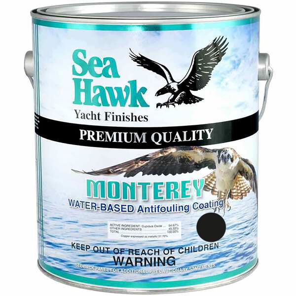 Sea Hawk Monterey Antifouling Coating, Gallon
