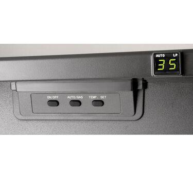 Dometic Elite 2+2 Refrigerator RM1350MIMBS - Black Stainless Steel Doors
