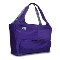 Fitness, Camp or Beach Bag, Purple