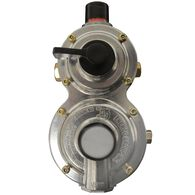 Enerco Propane Auto-Changeover High Capacity Two Stage Regulator