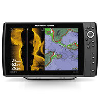 Humminbird Helix 12 CHIRP SI Fishfinder/GPS Combo