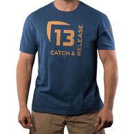 13 Fishing Catch & Release Tee