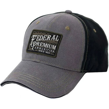 Federal Enzyme Washed Cap