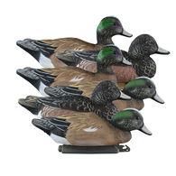 Higdon Standard Wigeon Duck Decoys, 6-Pack