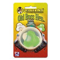 Quaker Boy Old Boss Hen 3-Pack Diaphragm Calls
