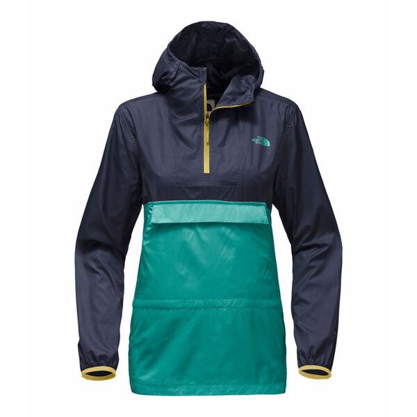 The North Face Women's Fanorak Half-Zip Pullover Hoodie