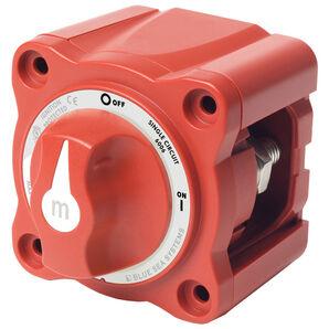 Blue Sea m-Series 6006 Battery Switch, Single Circuit w/Knob