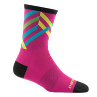 Darn Tough Women's Graphic Stripe Micro Crew Sock
