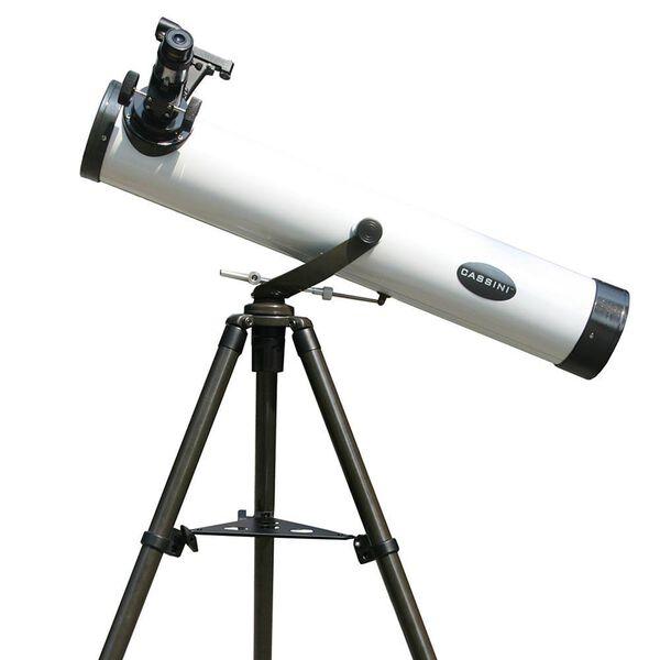Cassini Astronomical Reflector Telescope Kit, 800x80mm