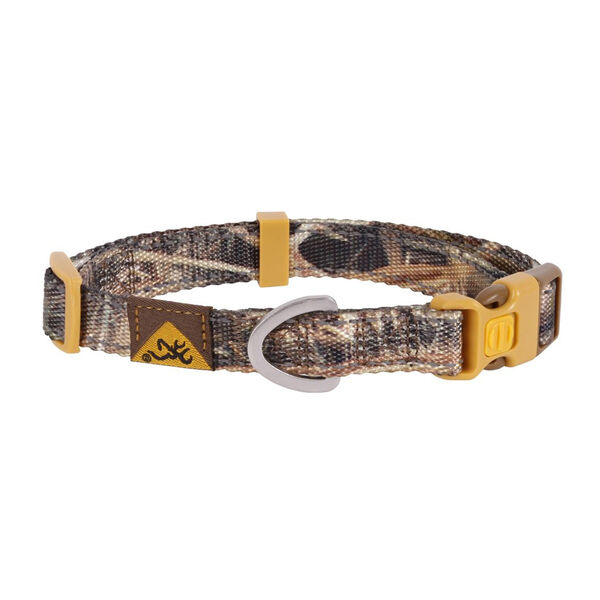 Browning Classic Dog Collar, Mossy Oak Blades Camo
