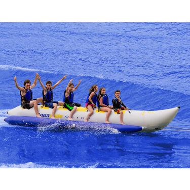 Aquaglide Metro 6-Person Towable Banana Boat