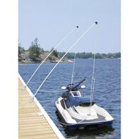 Dockmate Economy Mooring Whips 8'