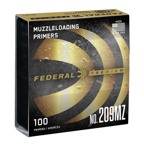 Federal Premium 209 Muzzleloading Primer, 100-count
