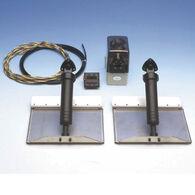 """Bennett Hydraulic Trim Tab System, 42"""" x 9"""""""