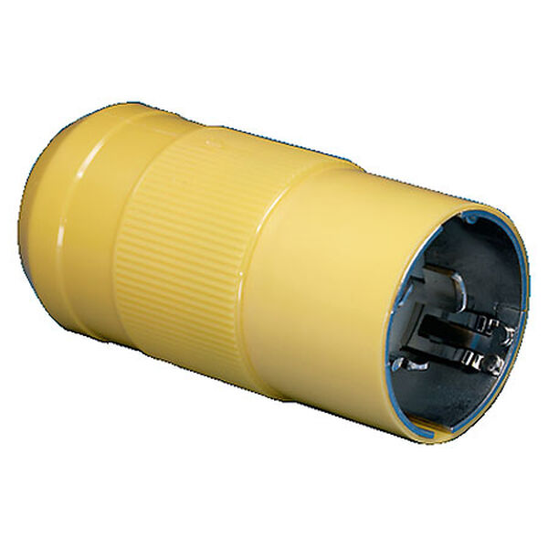 Marinco Nylon 50-Amp/ 125/250V Male Plug