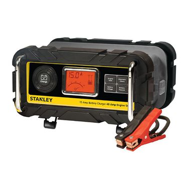 Stanley 15A Battery Charger