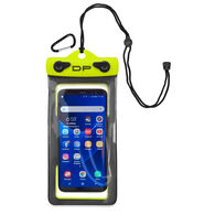 "Dry Pak Floating Waterproof Cell Phone Case, 4"" x 7"", Yellow"