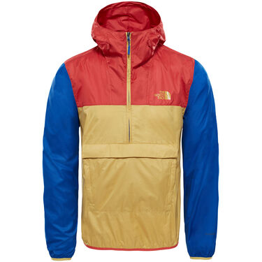 The North Face Men's Fanorak Half-Zip Pullover Hoodie