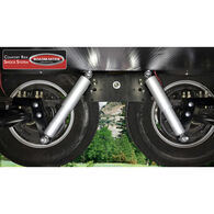 Roadmaster Comfort Ride Slipper Leaf Spring System, 7000 lb. rated axles