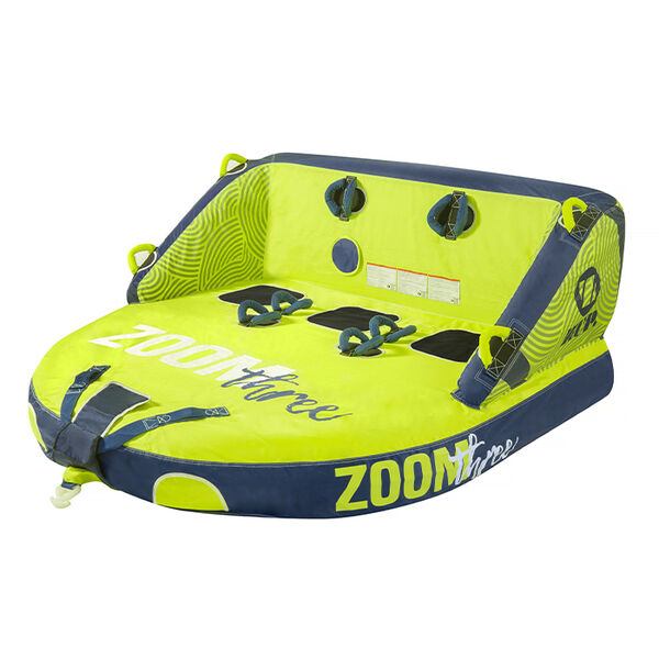 ZUP Zoom 3-Person Towable Tube
