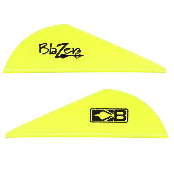 """Bohning 2"""" Blazer Vanes, Neon Yellow, 36-Pack"""