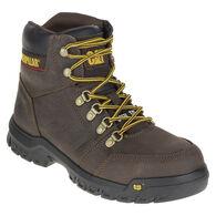 CAT Men's Outline Steel Toe Work Boot