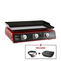 Royal Gourmet Portable 3-Burner Gas Griddle
