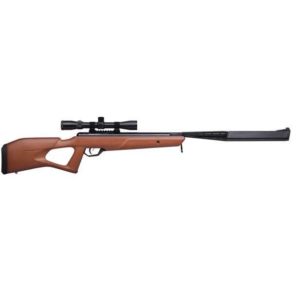 Crosman Trail NP2 Stealth Wood Pellet Gun Package