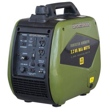 Sportsman 2200 Watt Dual Fuel Inverter Generator for Sensitive Electronics