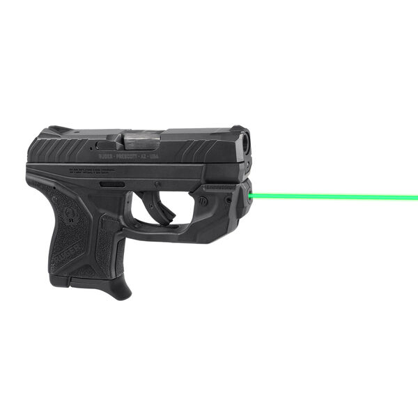 LaserMax CenterFire GripSense Laser for Ruger LCP II, Green