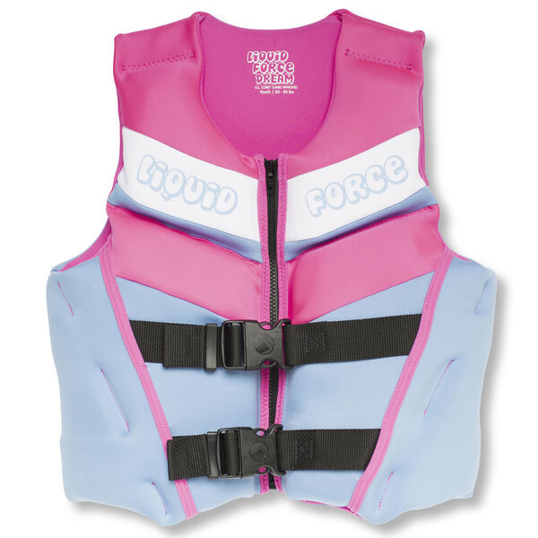 Liquid Force Youth Dream Neoprene Life Jacket