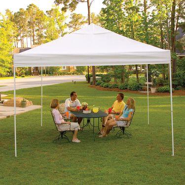 12X12 Pro Series Pop-Up Canopy - White