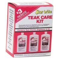 Star Brite Teak Care Kit, qt.